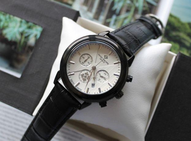 Мужские наручные часы Patek Philippe black