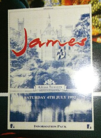 JAMES - The Best of (CD)