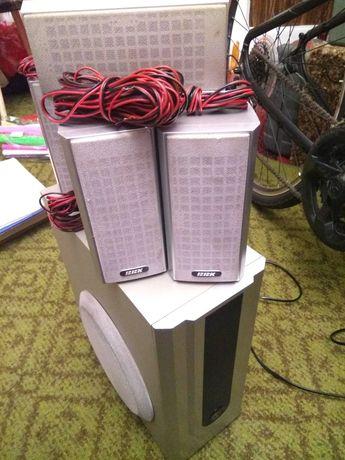BBK dk929s, акустична система 5.1