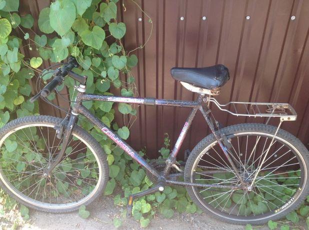 Велосипед Columbia б/у,старенький,но надежный