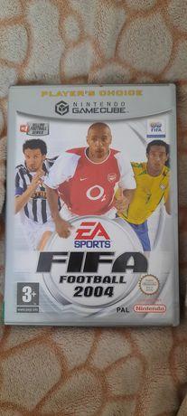 Gra FIFA 2004 Nintendo Gamecube
