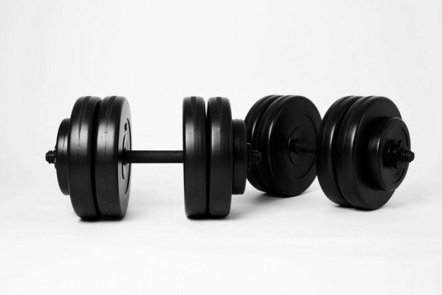 Гантели 2 х 23 кг (46кг общий вес) Гантелі Гиря Штанга