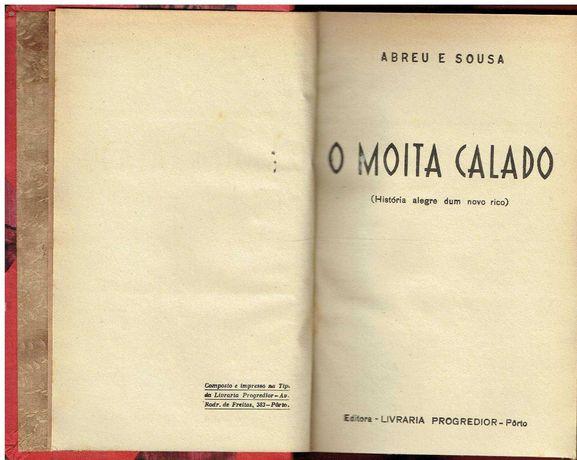 3952  O Moita Calado de Abreu e Sousa.