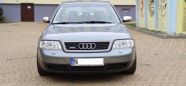 Bardzo Zadbane  Audi  A6  2.7 BI Turbo Quattro  Możliwa Zamiana