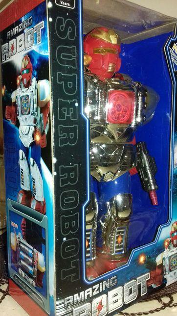 Robot Amazing NOWY