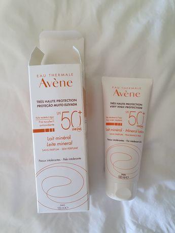 Leite Solar Mineral 50+Avène