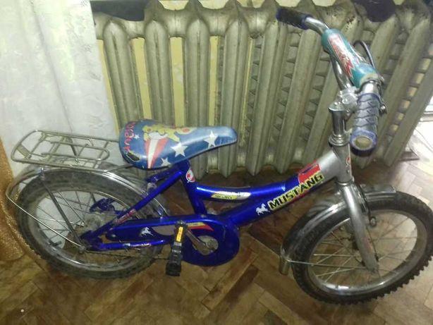 Пролам дитячий велосипед