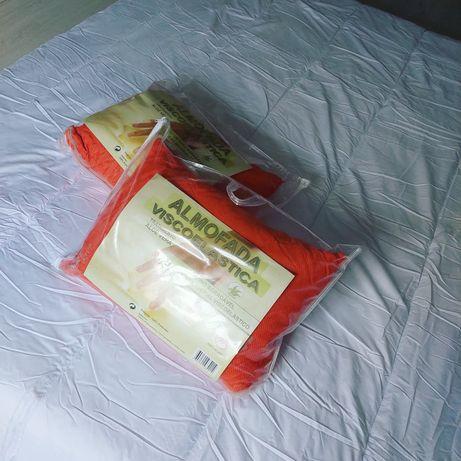 Pack 2 almofadas novas 45cmx30cm