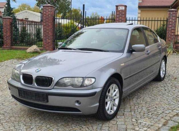 BMW E46 318i 2.0 бензин