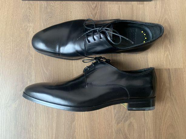 Мужские туфли DOUCAL'S , 41 размер, модель Calvin Klein