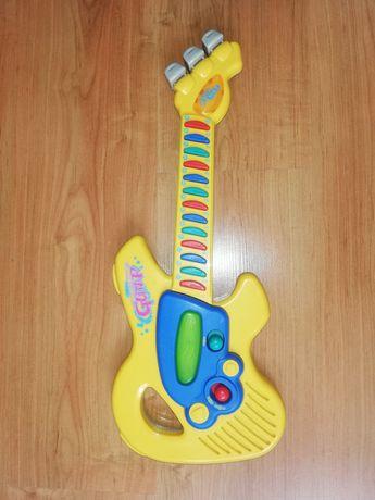 Gitara elektroniczna dziecięca