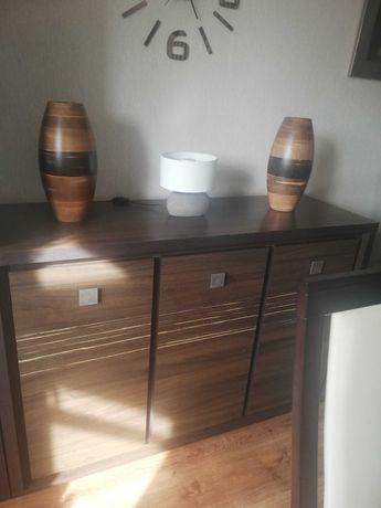 Duży zestaw mebli do salonu i jadalni