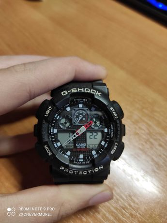 Часы casio g-shock торг уместен
