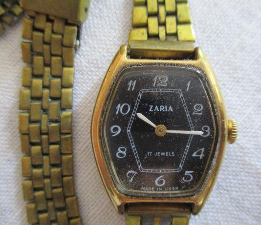 Zegarek ZARIA 17 kamieni PRL - REZERWACJA
