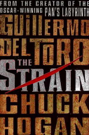Livro - The Strain - Guillermo del Toro e Chuck Hogan