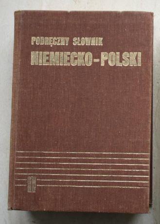 Podręczny słownik niemiecko-polski, Jan Chodera, Stefan Kubica