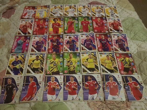 Kolekcjonerskie  Karty Piłkarskie-Zespoły