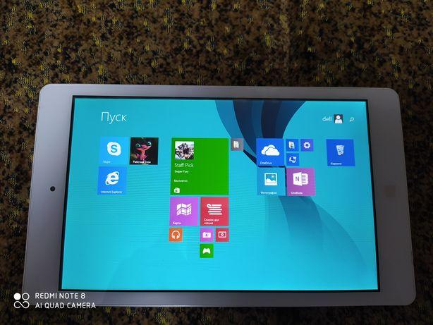 Фирменный планшет Kiano. Windows 8