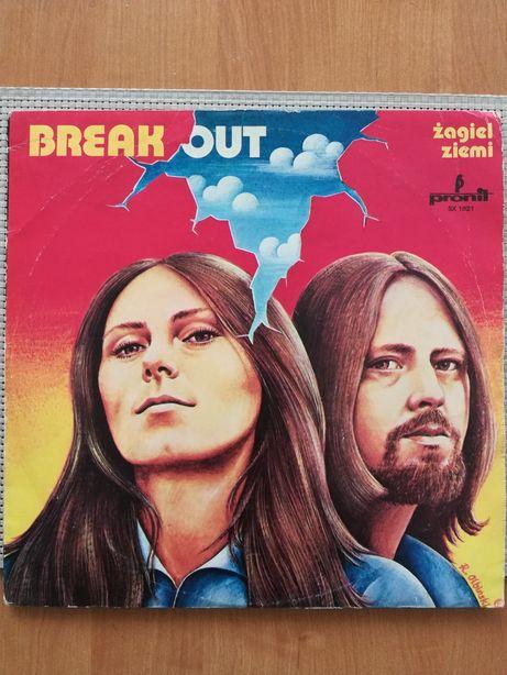 Breakout =Zagiel Ziemi płyta winylowa z lat 80-tych