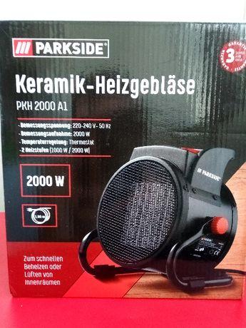 Керамический тепловентилятор PARKSIDE PKH 2000 A1