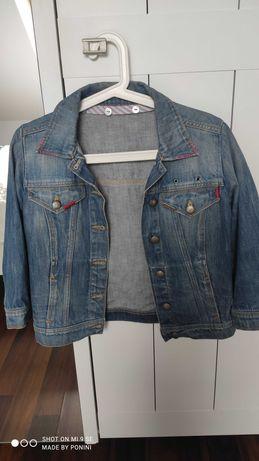 Krótka kurtka jeansowa Big Star r.S/M