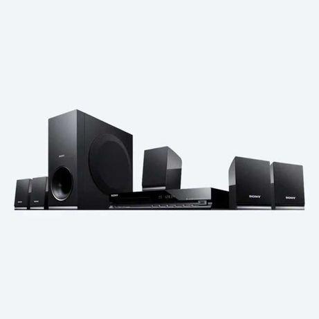 Home Cinema Sony, Colunas Sound Arround, Leitor DVD