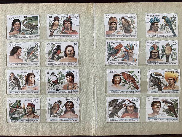 Продам почтовые марки СССР и других стран