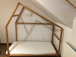 Łóżko domek dla dziecka