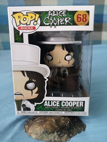 Funko Pop! ALICE COOPER 68 stan 10/10 figurka kolekcjonerska unikat