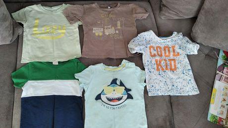 Koszulki 5 sztuk