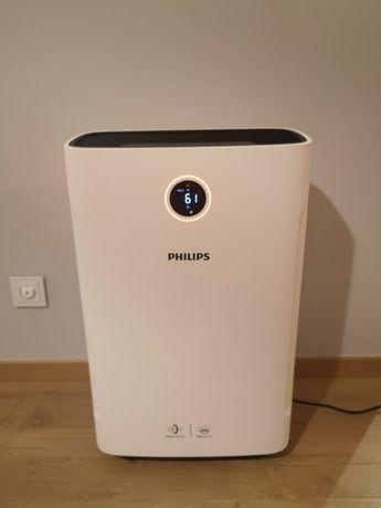 Oczyszczacz powietrza philips AC3829/10 z funkcją nawilżania GWARANCJA