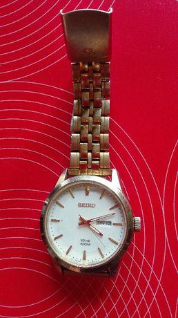 Zegarek Seiko Solar 100m SNE366P2 wodoszczelny bardzo tanio!!
