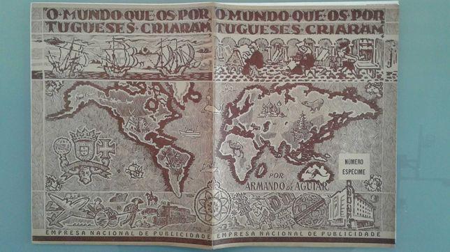 """Brochura de apresentação """"O Mundo que os Portugueses Criaram"""""""