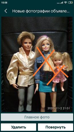 Кен Барби по отдельности