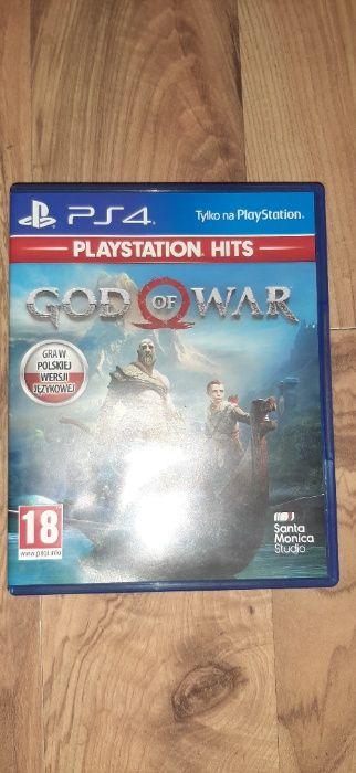 God Of War 4 PS4 PL Władysławowo - image 1