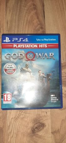 God Of War 4 PS4 PL