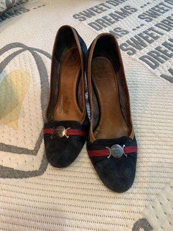 Туфли женские Tommy Hilfiger 39p кожа