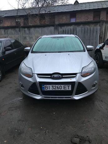 Форд фокус TITANIUM