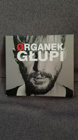 Organek Głupi Nowa Płyta CD