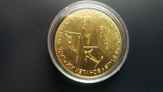 Колекційні монети Польщі