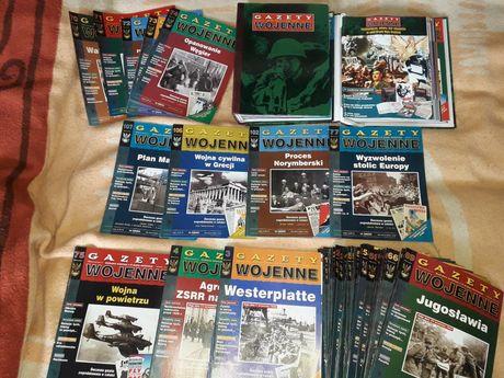 Kolekcja Gazet Wojennych