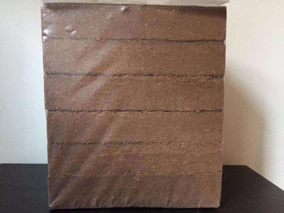 Hidroponia - Fibra de coco - Bloco - Loja Oficial Marvila - imagem 1
