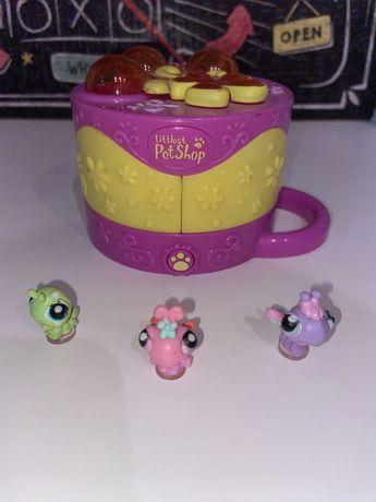 Littlest pet shop domek mini motylki