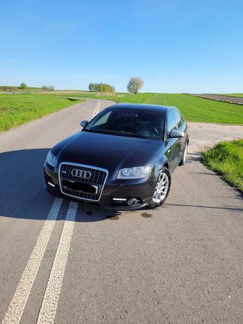 Audi A3 8P S-Line