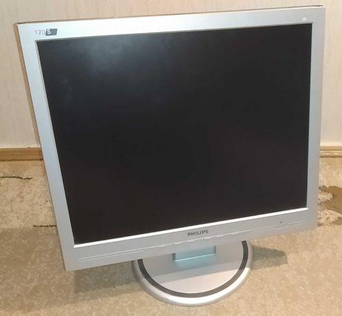 Monitor LCD 17 cali Philips 170S5