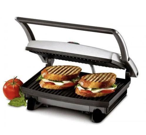 Новый электрогриль Rainberg 1500 вт бутербродница / сендвичница гриль
