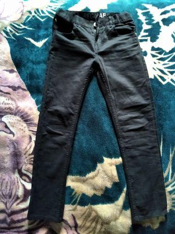 Котоновые штаны H&M 9-10Y 140 см в идеальном состоянии