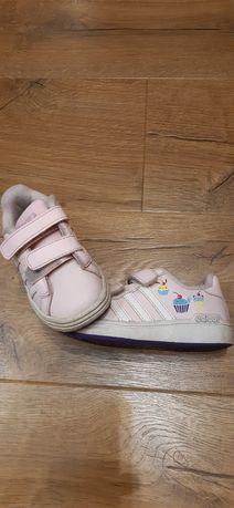 Adidas buty dziecięce dziewczęce rozmiar 22
