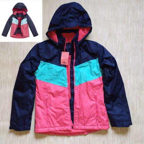 Лыжная куртка для девочки Crane Crivit р.146-152