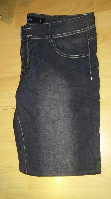 Nowe Spodnie Jeansy 34/36